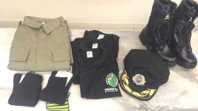 Photo of Fardamento do Policial Militar