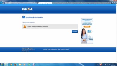 Photo of Pane em site bancário exige atenção dos beneficiários da Fundação Tiradentes