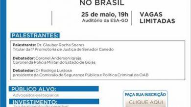 Photo of Redução da Maioridade Penal: debate na OAB com inscrições abertas