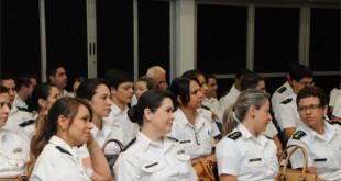 bcf1b76aaf7b1 Com o objetivo de nortear as políticas de saúde da Polícia Militar de Goiás  cerca de 100 profissionais que atuam na saúde da corporação participaram