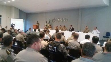 Photo of Planejamento Estratégico mobiliza oficiais da PM-GO na Fundação Tiradentes