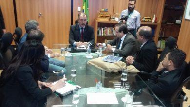 Photo of Audiência com Ministro da Educação trata da Faculdade da PM