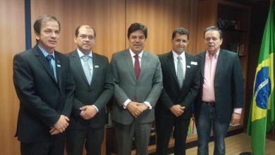 Photo of Ministro da Educação recebe diretores da Fundação Tiradentes e da FPM