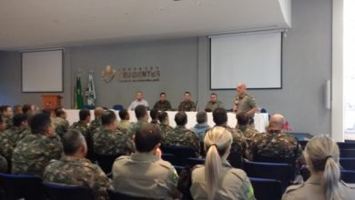 Photo of CPC homenageia Batalhão Ambiental em evento na Fundação Tiradentes