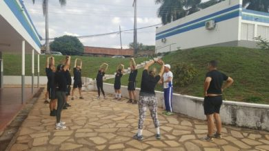 Photo of Programa estimula mudança de hábitos e exercícios entre PMs