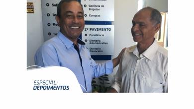 Photo of Especial Depoimentos: coronel da PMGO é acompanhado pela Assistência Social da Fundação Tiradentes