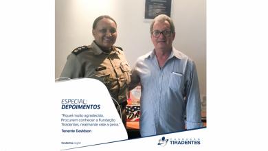 Photo of Especial Depoimentos: salvação é a referência utilizada por militar atendido para se referir a Fundação