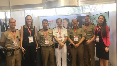 Photo of Fundação integra o time de expositores do maior congresso de Bombeiros e Emergências da América Latina