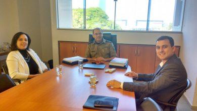 Photo of OVG é recebida pela diretoria da Fundação Tiradentes