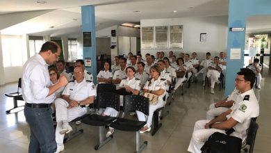 Photo of Militares do Serviço Médico se reúnem no hospital