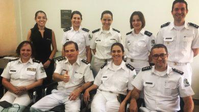 Photo of Grupo formado por militares do Quadro de Saúde avalia ações