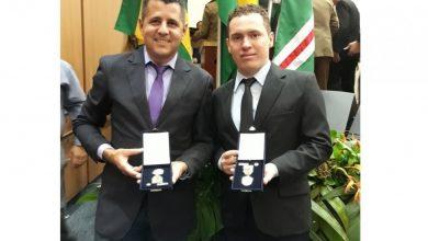 Photo of Colaboradores da Fundação Tiradentes são agraciados com Medalha do Guardião