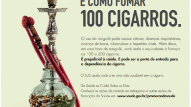 Photo of Dia Nacional de Combate ao Fumo