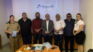 Photo of Fundação Tiradentes recebe visita institucional da Fundação Pró-Tocantins