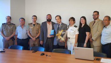 Photo of Conselho de Curadores da Fundação Tiradentes: homenagem ao Cel Waldemar Amaral e posse de novo membro do Conselho