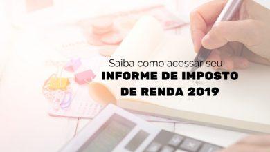 Photo of Passo a passo para a emissão do informe de Imposto de Renda 2019