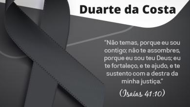 Photo of Nota de Pesar: Cabo Evandro Duarte da Costa