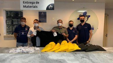 Photo of Fundação Tiradentes inicia entrega de 4 mil agasalhos