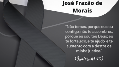 Photo of Nota de Pesar: Cel RR Francisco José Frazão de Morais
