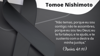 Photo of Nota de Pesar: 2°Tenente RR Tomoe Nishimoto