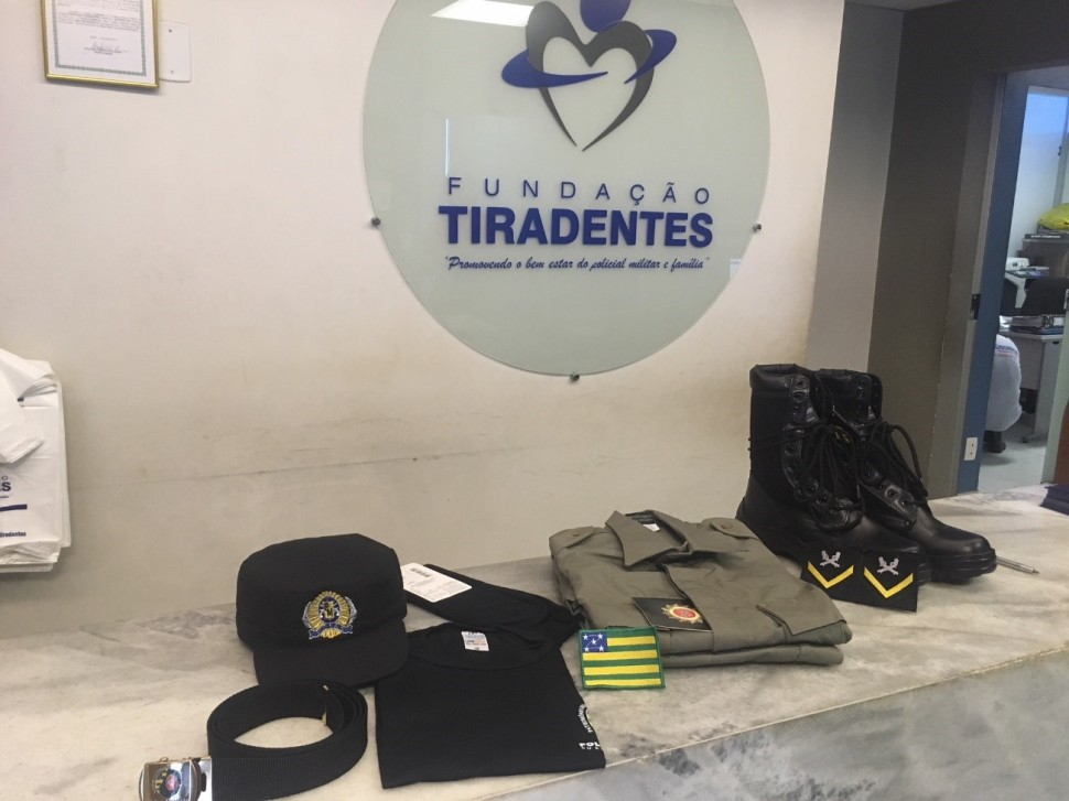 Photo of Fundação Tiradentes Informa Sobre Descarte Apropriado do Fardamento e Peças de Uniforme – PMGO