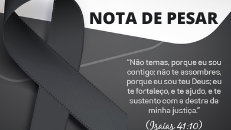 Photo of Nota de Pesar: 2 Ten RR Ismael José de Souza