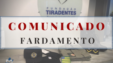 Photo of COMUNICADO FARDAMENTO