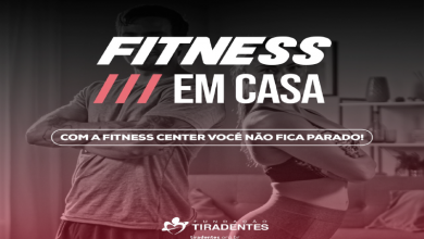 Photo of Projeto Fitness em Casa Transmite Lives Diárias de Exercícios e Treinos para os Beneficiários da Fundação Tiradentes
