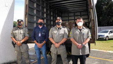 Photo of FUNDAÇÃO TIRADENTES ENTREGA 50 MIL MÁSCARAS N95 À POLÍCIA MILITAR