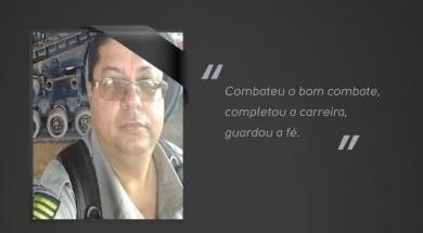 Photo of Nota de Pesar: 3º Sargento Alvacir Alves Pereira