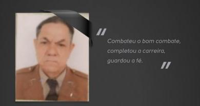Photo of Nota de Pesar: 2º Sargento RR Moacir Pinto da Cunha