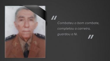 Photo of Nota de Pesar: Capitão José Ribamar Rodrigues, Veterano