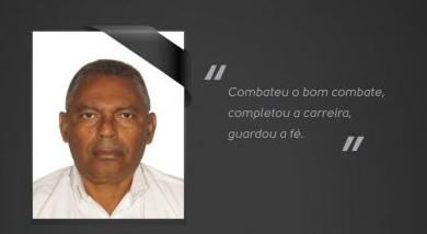 Photo of Nota de Pesar: Major RR Gerson Dias dos Santos