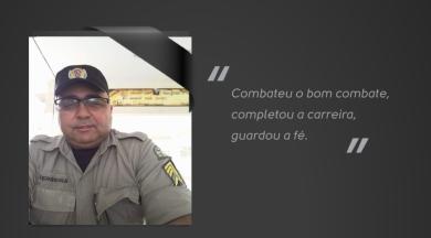 Photo of Nota de Pesar: 2º Sargento Wilson Martins Ferreira