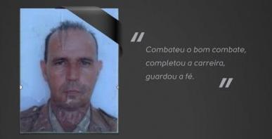 Photo of Nota de Pesar: 1º Sargento Ronaldo Vaz Leandro, veterano