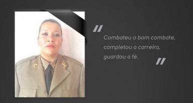 Photo of Nota de Pesar: 3º Sargento Eliana Regina da Silva