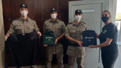 Photo of Fundação Tiradentes realiza entrega de mais de 4 mil suéteres para efetivo da PMGO