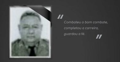 Photo of Nota de Pesar: 2º Sargento Carlos Roberto Romeu Ferraz, veterano