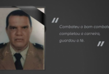 Photo of Nota de Pesar: Subtenente Elesmar Batista Gomes, veterano